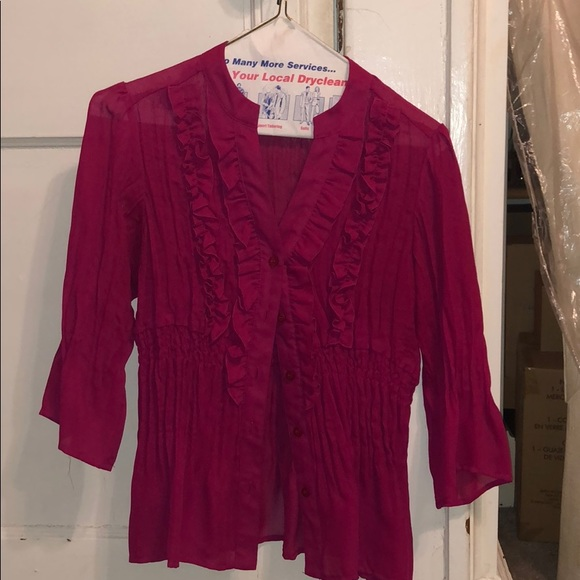 NY Collection Tops - NY Collection blouse